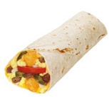 SuperSONIC® Breakfast Burrito