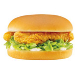 Chicken Strip Sandwich