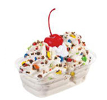 Jr. Candy Sundae